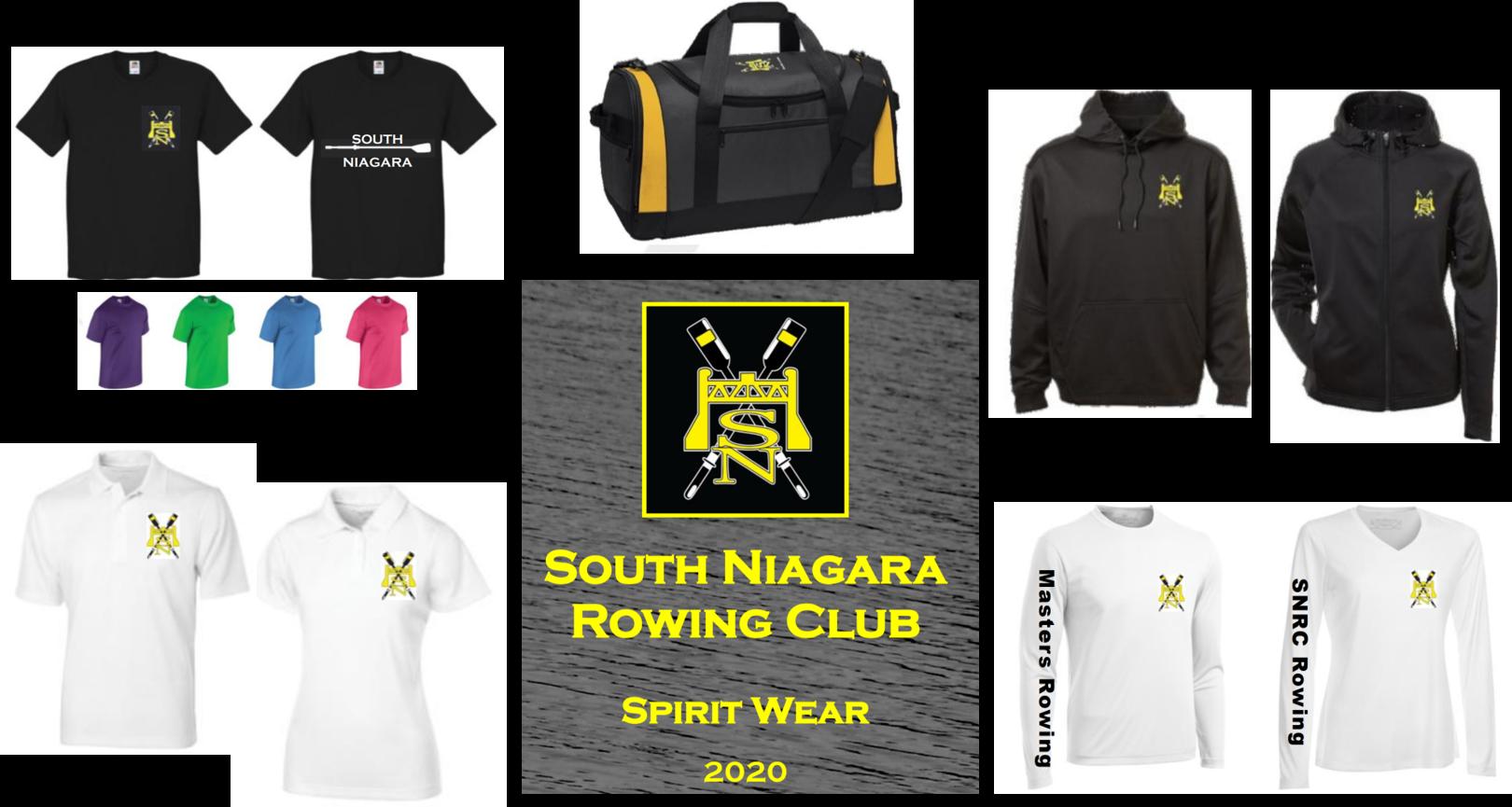 2020 SNRC Spirit Wear